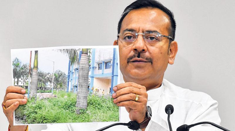 SAI campus in Jalpaiguri faces negligence, State govt blames Centre | Sangbad Pratidin