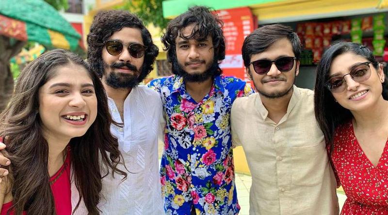 Boyfriends and Girlfriends Review: Mainak bhoumik new series not up to the mark | Sangbad Pratidin
