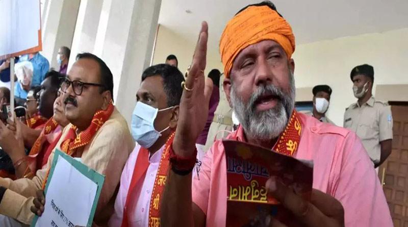 Namaz room controversy Stir in Jharkhand & ripple effect in UP, Bihar। Sangbad Pratidin