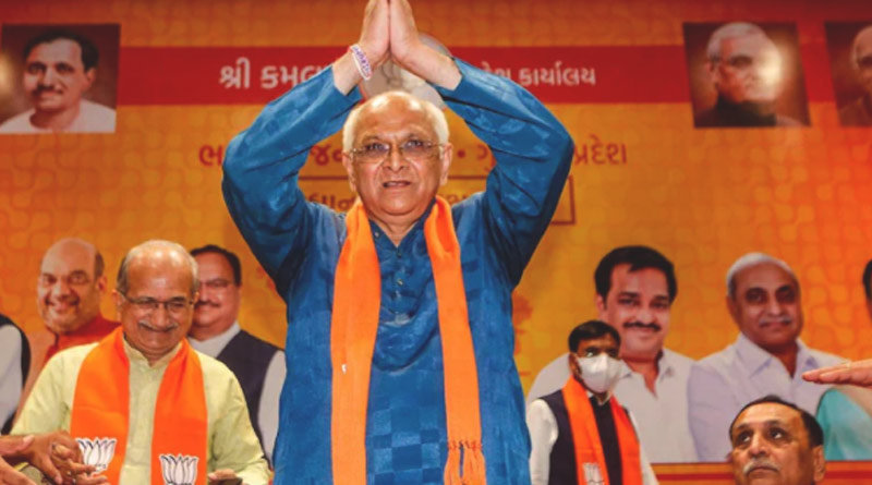 Who Is Bhupendra Patel? here are some facts On New Gujarat Chief Minister | Sangbad Pratidin