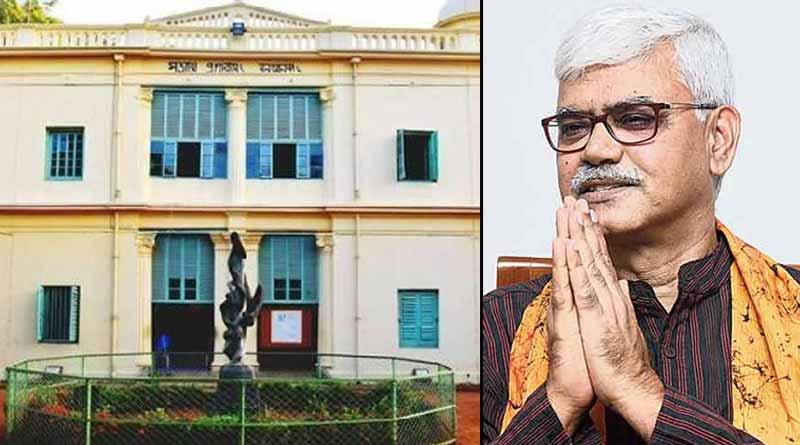 VC of Visva Bharati university Bidyut Chakrabarty takes leave । Sangbad Pratidin