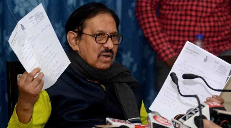 West Bengal speaker Biman Banerjee attacks Governor and central agencies | Sangbad Pratidin