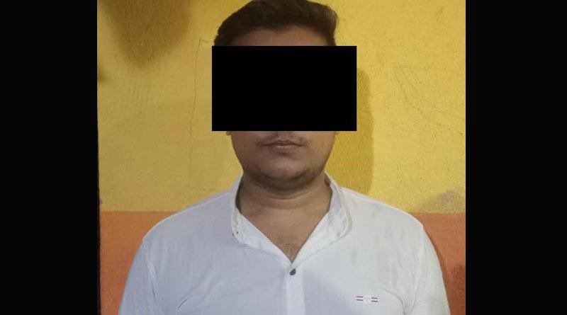 Main accused arrested in shootout near Gorky Sadan । Sangbad Pratidin