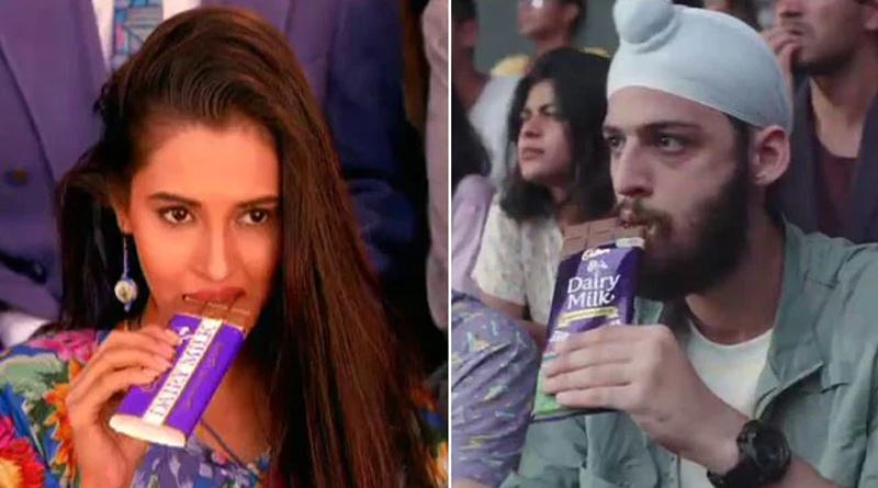 Cadbury recreates iconic Dairy Milk advertisement | Sangbad Pratidin