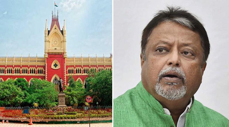 Calcutta HC asks speaker to decide Mukul Roy's PAC post | Sangbad Pratidin