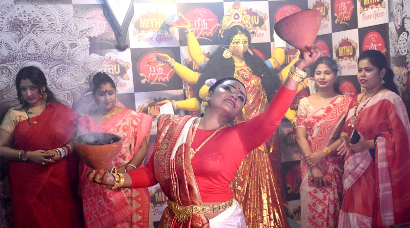 Durga Puja 2021: Theme Song of Baguiati Club may sing by Afghan Singers | Sangbad Pratidin