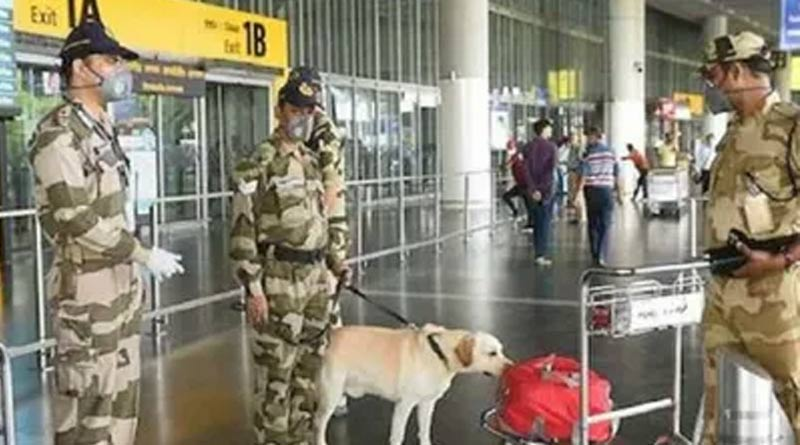 Threat call at Delhi Airport to 'blow up' London bound flight like 9/11 attack, security beefed up   Sangbad Pratidin