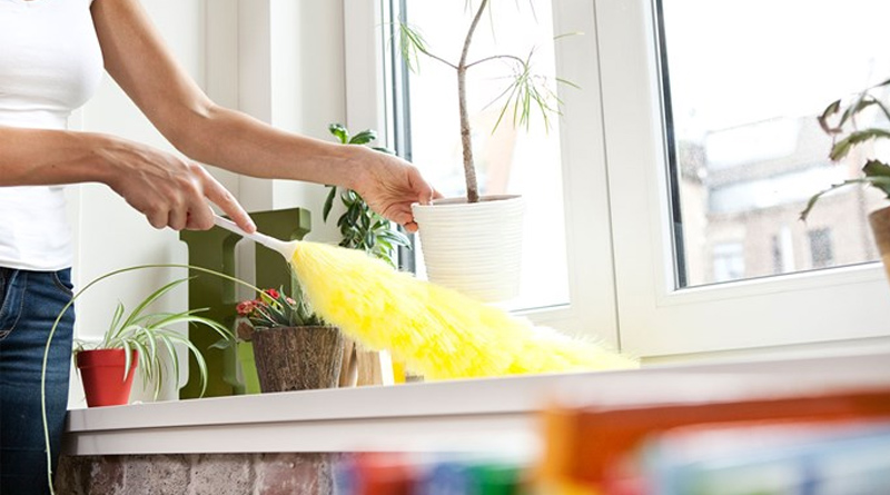 Simple steps that you can follow to clean the dust from your home | Sangbad Pratidin