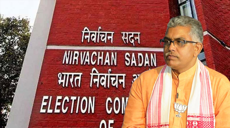 Dilip Ghosh lashes out at ECI over West Bengal byelection announcement