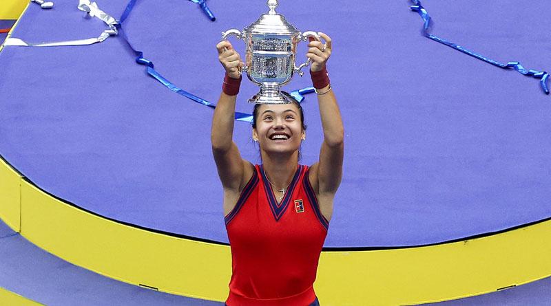 US Open 2021: Emma Raducanu wins first Grand Slam | Sangbad Pratidin