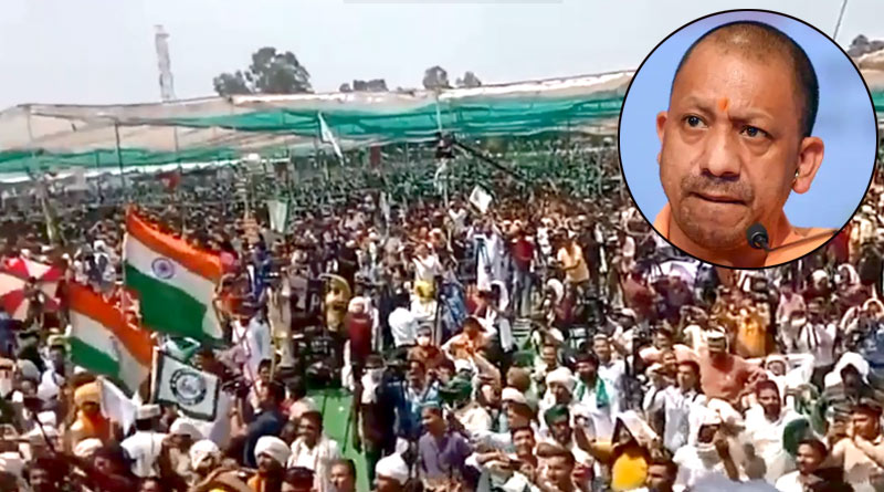 Farmers will campaign against BJP in Uttar Pradesh polls   Sangbad Pratidin