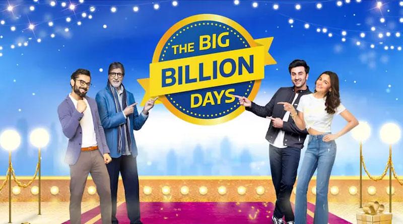 Flipkart Big Billion Days Sale 2021: These brands to launch New Smartphones | Sangbad Pratidin