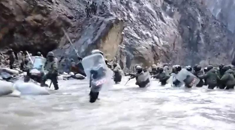 China blames India for Galwan Valley clash | Sangbad Pratidin