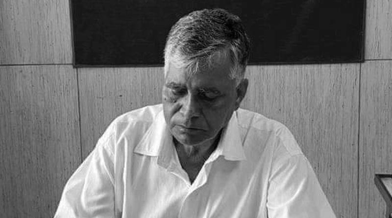 Tripura CPM State secretory Gautam Das passes away | Sangbad Pratidin