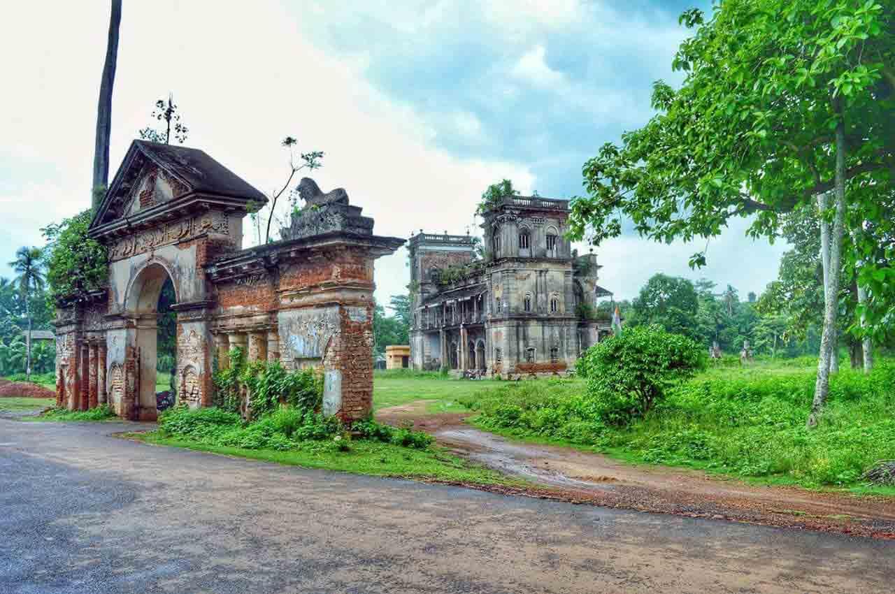 Narajole Raj Bari