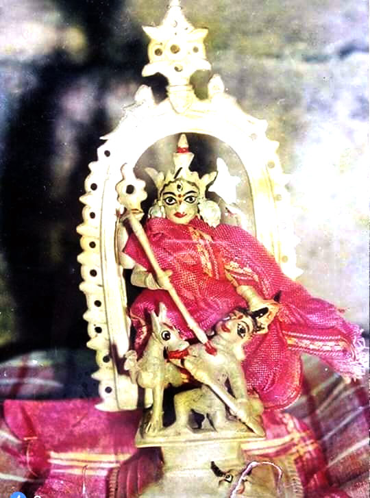Narajole Raj Bari Puja
