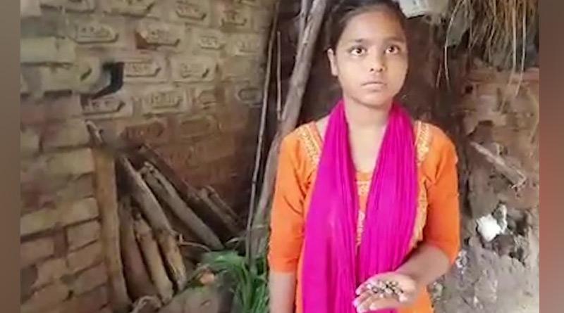 Doctors baffled as girl cries stone tears, shedding 15 rocks per day | Sangbad Pratidin