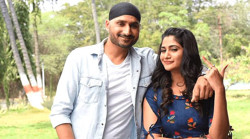 Here is how viewers reacted on Harbhajan Singh's debut movie Friendship | Sangbad Pratidin