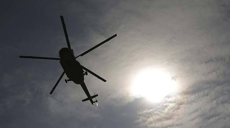 Bangladeshi Helicopter enteres Indian airspace | Sangbad Pratidin