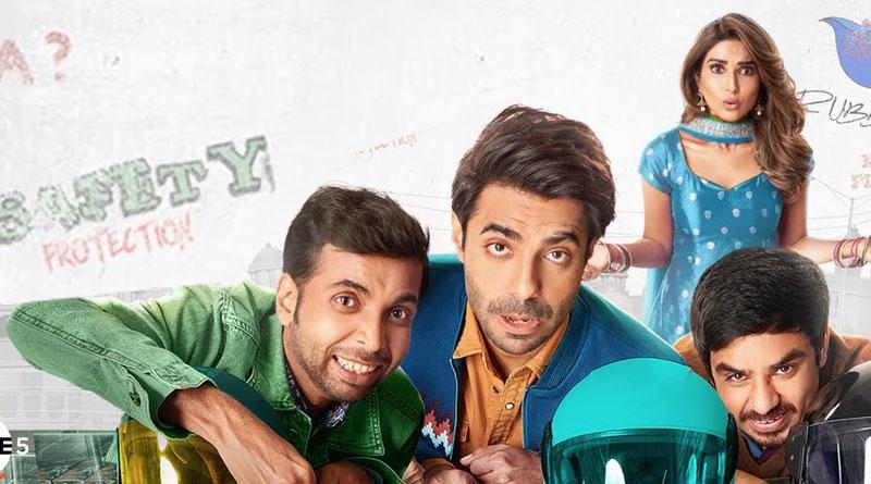 Review of Aparshakti Khurana, Pranutan Bahl, Abhishek Banerjee starrer Helmet Movie | Sangbad Pratidin