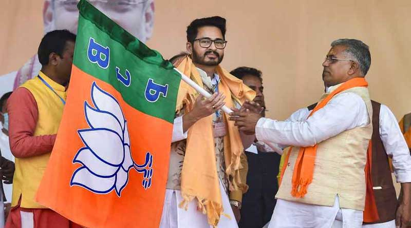 MLA Hiran Chatterjee may leave BJP | Sangbad Pratidin