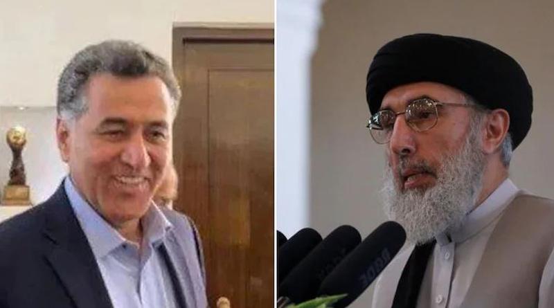 Afghanistan Crisis: Pak ISI chief Faiz Hameed meets former Afghanistan PM in Kabul। Sangbad Pratidin
