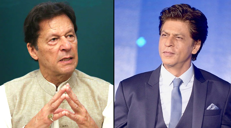 Some netizens asked to boycott Shah Rukh Khan after old picture of actor and Imran Khan goes viral | Sangbad Pratidin