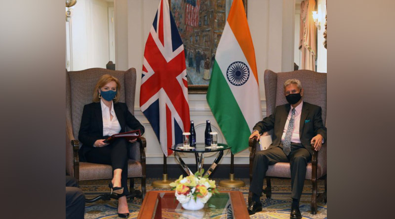 Covid-19 vaccine norms sour India-UK ties, EAM urges 'early resolution of quarantine rules in mutual interest' | Sangbad Pratidin