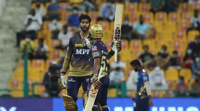 IPL 2021: Kolkata Knight Riders Beats Mumbai Indians | Sangbad Pratidin