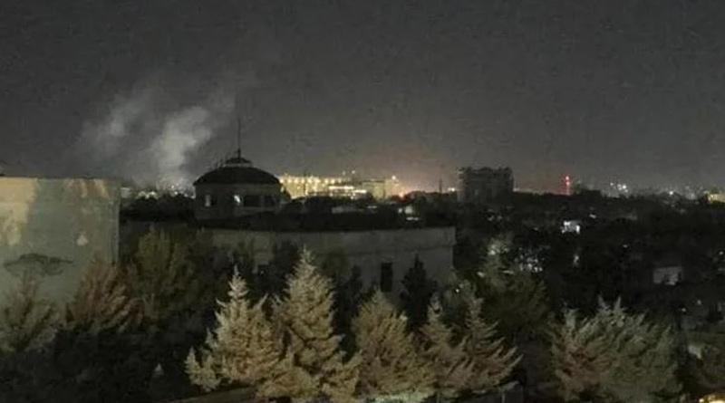 Multiple rockets fired at Kabul's Chamtalah power station। Sangbad Pratidin