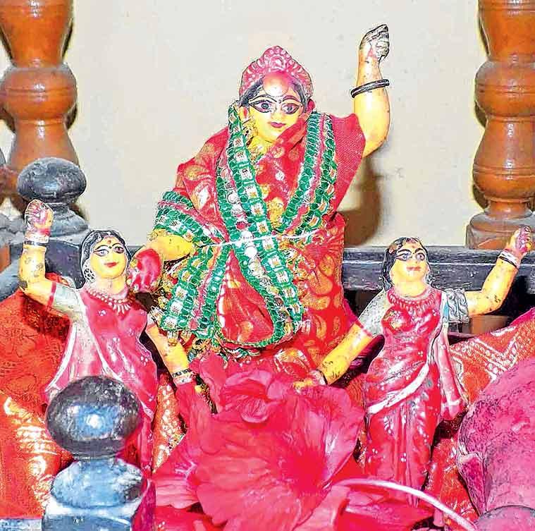 Kantheswari Devi