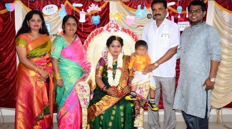 Toddler lived with dead bodies of family members in Karnataka | Sangbad Pratidin