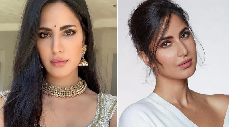 Katrina Kaif's look a like Alina Rai sets the Internet on fire   Sangbad Pratidin
