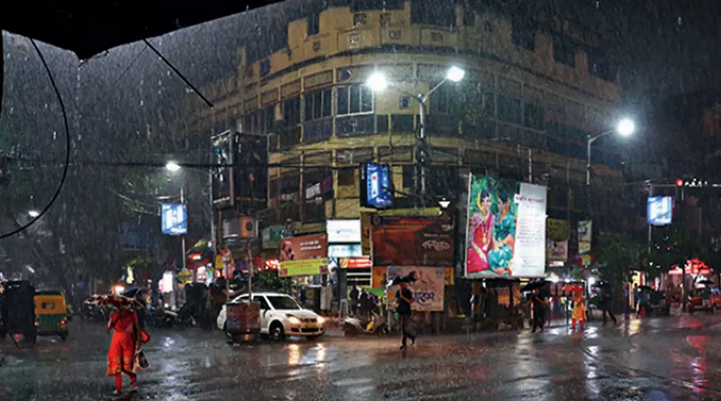 IMD predicts Kolkata Rain will continue   Sangbad Pratidin