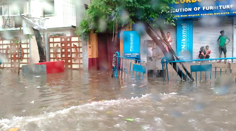 West Bengal Weather Update: Some places of Bengal waterlocked after continuous rain