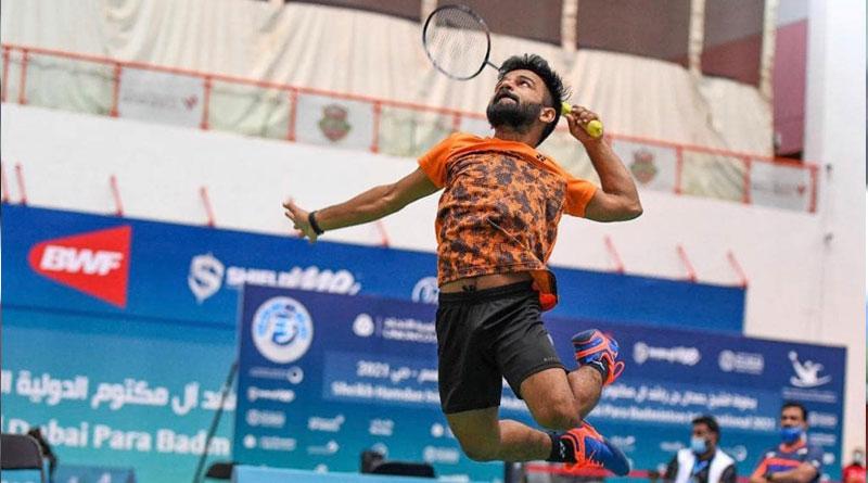 Tokyo Paralympics: Krishna Nagar beats Kai Man Chu to win Gold | Sangbad Pratidin