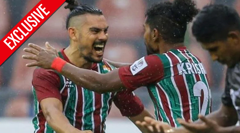 ATK Mohun Bagan set to play in Calcutta Football League | Sangbad Pratidin