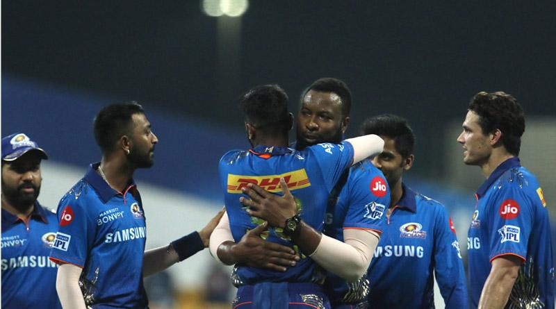 IPL 2021: Mumbai Indians beats Punjab Kings in a crucial match | Sangbad Pratidin