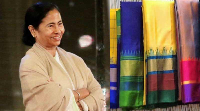 West Bengal govt will send saree to poor people of the state ahead of Durga Puja | Sangbad Pratidin