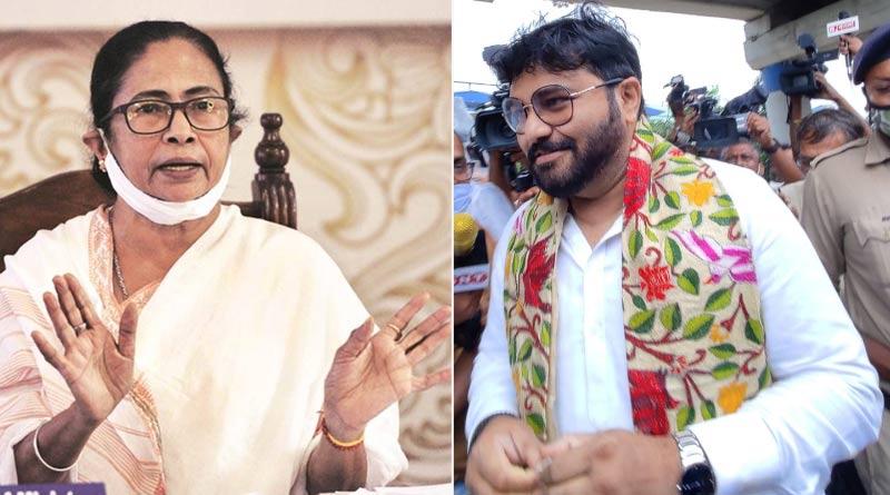 Turncoat babul Supriyo meets CM Mamata Banerjee   Sangbad Pratidin