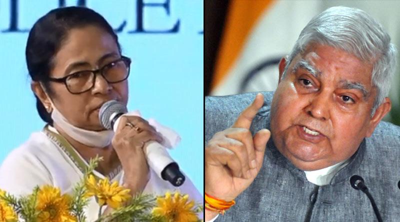 West Bengal Guv takes jibe at cops, CM Mamata Banerjee lashes back | Sangbad Pratidin