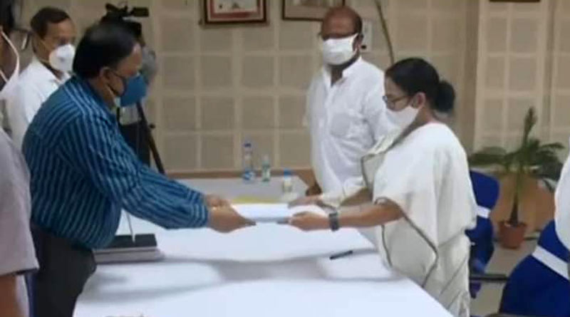 BJP asks EC to cancel Mamata Banerjee's nomination in Bhabanipur By-Election