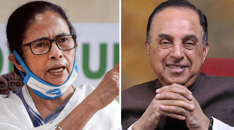 Subramanian Swamy questions centre's move to stop Mamata Banerjee's Italy tour | Sangbad Pratidin