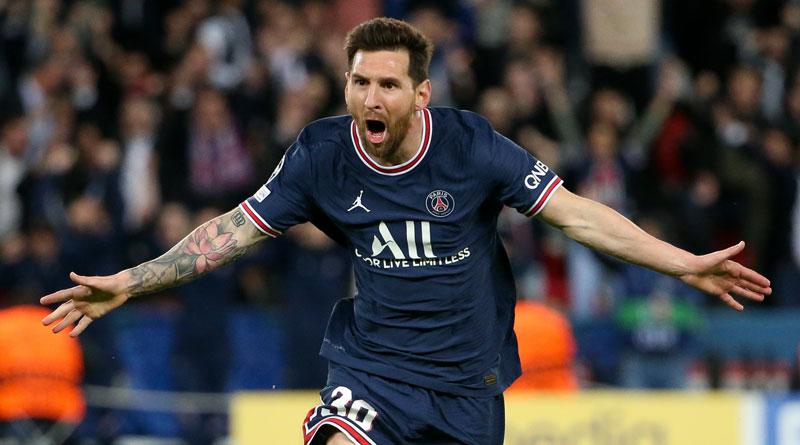 UEFA Champions League: Lionel Messi finally scores for Paris Saint-Germain