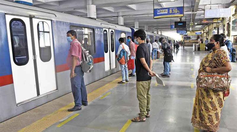 Metro Railway Kolkata to provide more trains from next week