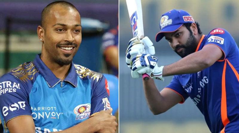 Why Mumbai Indians skipper Rohit Sharma and hardik isn't playing IPL 2021 tie against Chennai Super Kings | Sangbad Pratidin