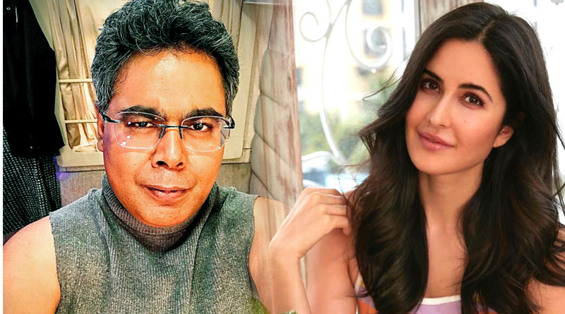 Mir Afsar Ali posted picture with Katrina Kaif on World Heart Day   Sangbad Pratidin