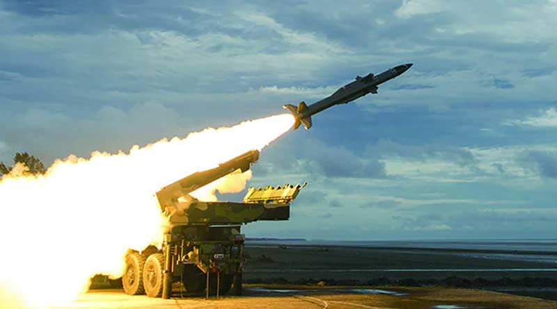 India successfully Tests 'Akash Prime' Missile | Sangbad Prarid