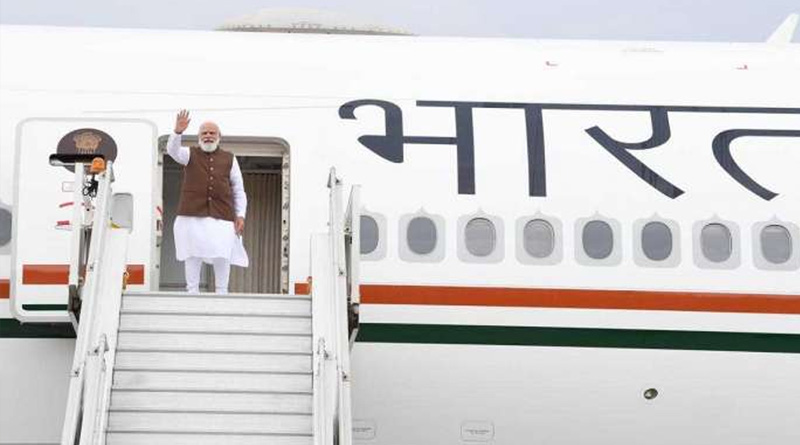 PM Modi's flight to US used Pakistan airspace after permission, avoided Afghanistan