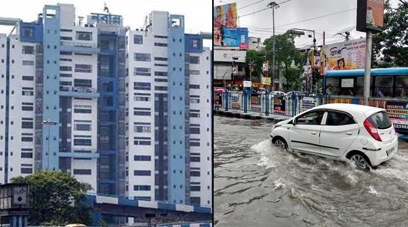 At least 14 people killed in heavy rain in West Bengal । Sangbad Pratidin
